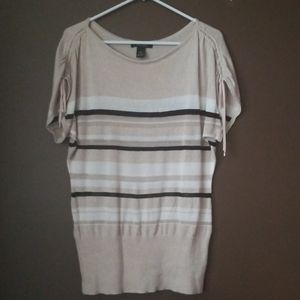 White House Black Market Top Sz Medium